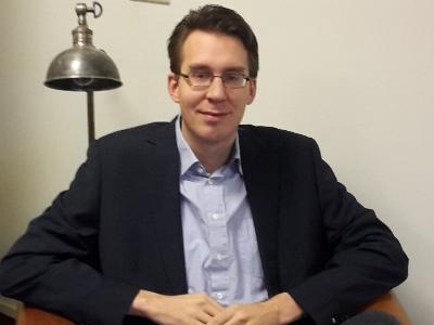 Adviseur Thomas Schaapherder lid BCB